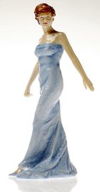 Royal Doulton Figurine By the Daily Mail