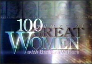100yearsofgreatwomencap